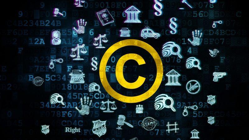 наследования авторских прав